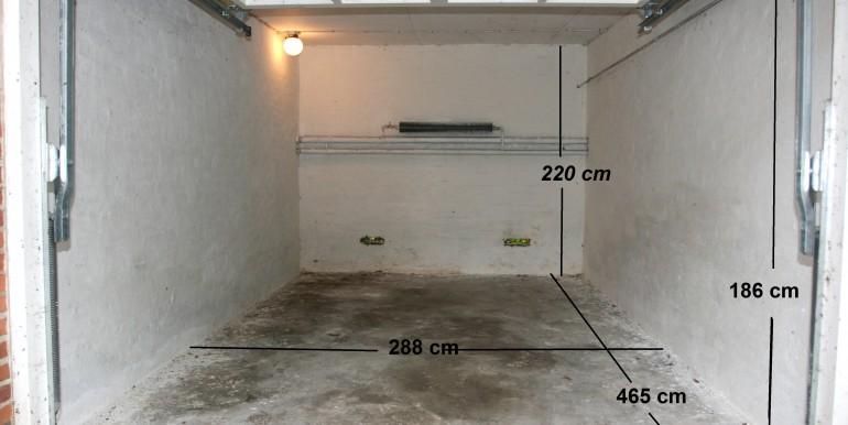 Standard garage JWV