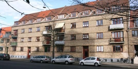 Godthåbsvej 116, 3.tv. – 2000 Frederiksberg