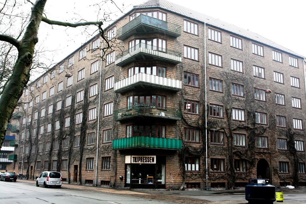 Willemoesgade 91, 5.th. – 2100 Østerbro
