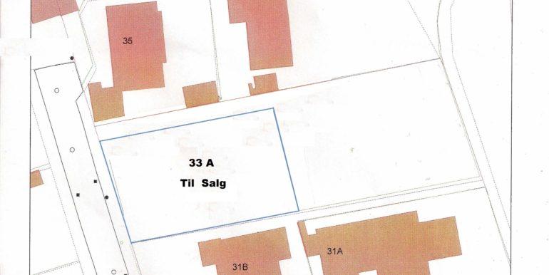 Matrikelkort Dragør Kommune Plan og Teknik Tilpasset 2 nye grunde