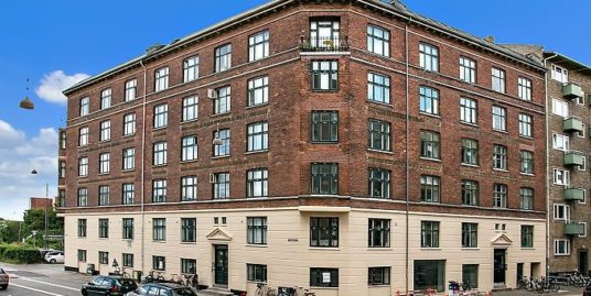 Investerings lejligheder; Østbanegade 165, st., 167, st. samt Vordingborggade 98, st.